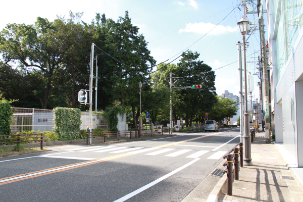 横断歩道(歩行者用信号)